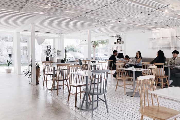 THINK cafe at the BLOC